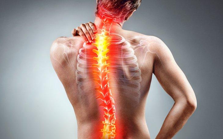 Dicas para diminuir as dores na coluna